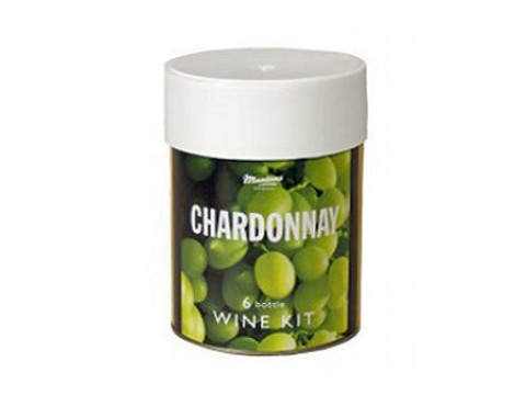 "Вино ""MUNTONS 6 Bottle Chardonnay Wine"" 0.9 кг."