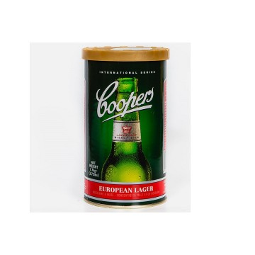 COOPERS European Lager (Европейский лагер) 1,7 кг