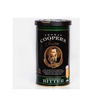 COOPERS Thomas Coopers Selection Australian Bitter (австралийский биттер) 1,7 кг.